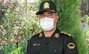 دستگیری ۱۸ سارق و کشف ۱۳ خودروی سرقتی در کرج