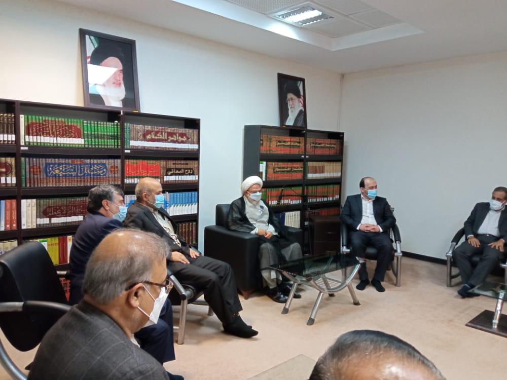 دیدار وزیر کشور با نماینده ولی فقیه در هرمزگان