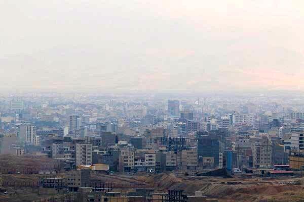 پیگیری آلودگی هوای اراک در مکاتبه با رئیسجمهور و وزرای مربوطه