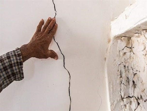 زلزله کوهرنگ به بافتهای فرسوده شهرستان فارسان هم آسیب زد
