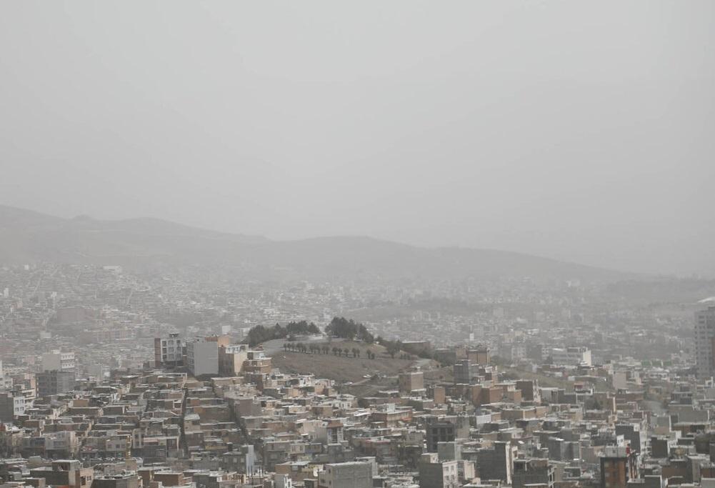 نود و سومین روز آلوده امسال برای اراک ثبت شد