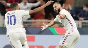 خلاصهبازی اسپانیا 1 - فرانسه 2 (فینال لیگ ملتها)