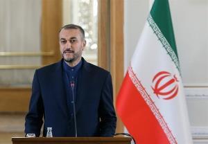 پیام تبریک امیرعبداللهیان به سردار اشتری به مناسبت هفته نیروی انتظامی