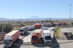 صادرات کالا از مرز مهران از سر گرفته شد