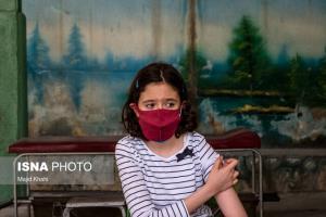 واکسیناسیون کرونایی ۵۵ درصد از دانشآموزان هدف در آذربایجانشرقی