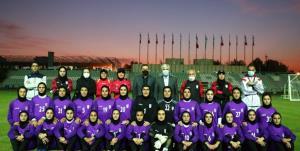 پیام ویژه رییسجمهور به ملیپوشان فوتبال بانوان