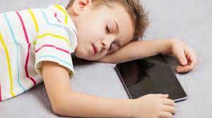 جلوگیری از وابسته شدن کودکان به تبلت