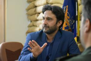 عباس محمدیان رئیس سازمان بسیج رسانه کشور شد