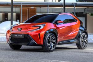 تیزر نسل جدید خودروی کوچک و شهری تویوتا آیگو منتشر شد