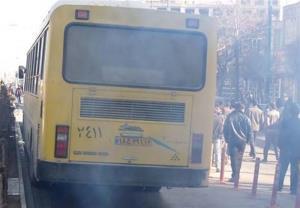 حکایت تکراری کمبود ناوگان اتوبوس درونشهری در بیرجند