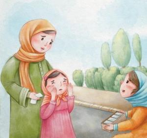 داستان کودک؛ دستبند گمشده