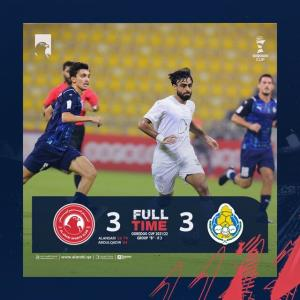 لیگ ستارگان قطر/ تقابل اسماعیلی و استراماچونی برنده نداشت