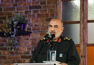 سرلشکر سلامی: بسیج اعتماد به نفس ملی ایجاد می کند