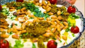 طرز تهیه یک غذای خوشمزه عربی