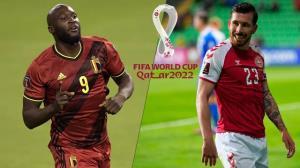 بلژیک، آلمان و دانمارک در یک قدمی صعود به جام جهانی ۲۰۲۲