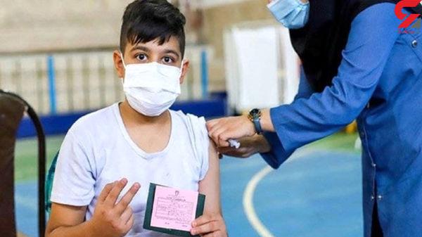 ۴۷ درصد دانشآموزان اراکی واکسینه شدند