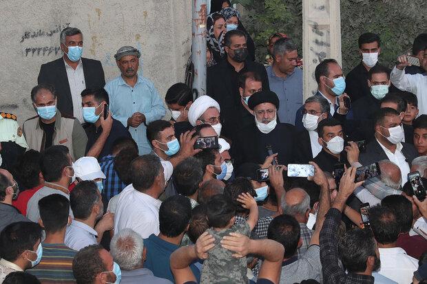 مردم حاشیه نشین ایلام در انتظار اجرای دستورات رئیس جمهور