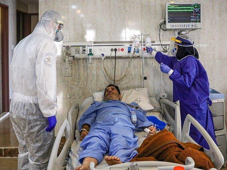 آمار پذیرش بیماران کرونا در یزد ۳ رقمی شد