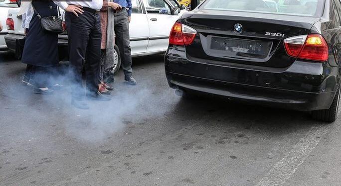 اجرای طرح تشدید مقابله با خودروهای آلاینده در البرز