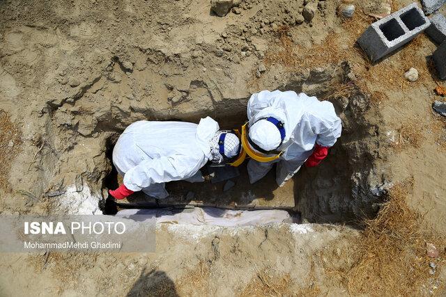 فوت ۷ نفر دیگر در کرمانشاه بر اثر ابتلا به کرونا