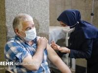 ۶۵ درصد جمعیت کرمانشاه دز نخست واکسن کرونا را دریافت کردند