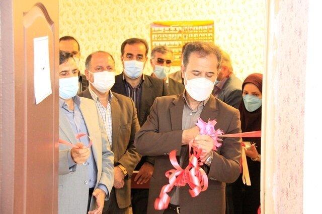 پایگاه ویژه واکسیناسیون دانشآموزان در سنندج افتتاح شد