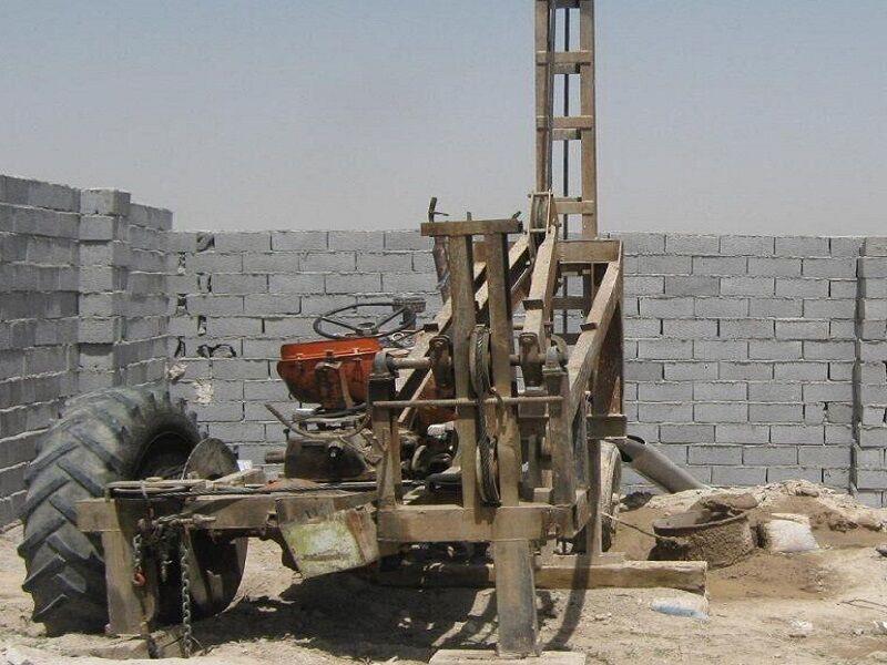 وجود ۵۸ هزار حلقه چاه غیرمجاز در آذربایجانغربی