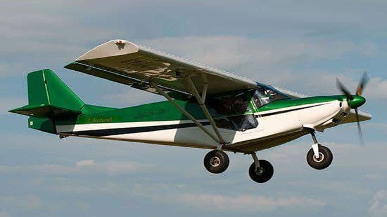 فرود اضطراری هواپیما روی دریای خزر