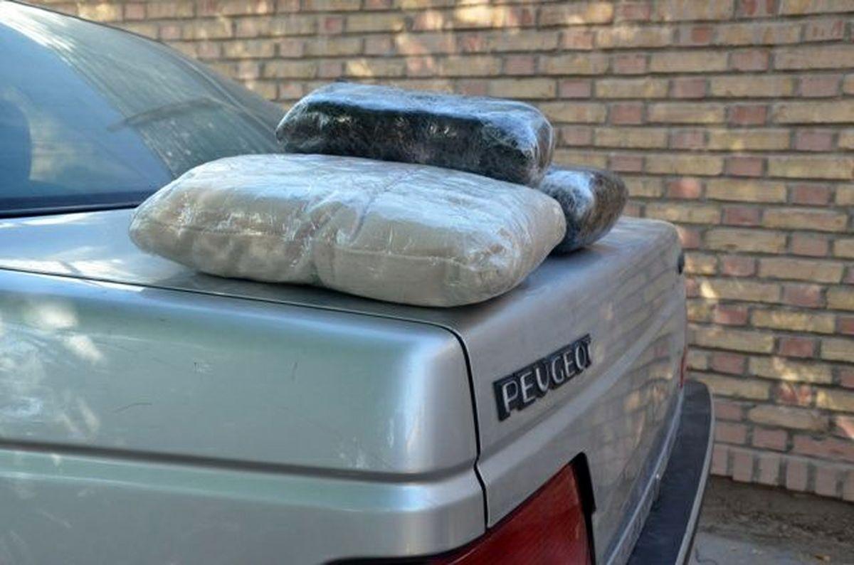 ۲ تن و ۲۰۰ کیلو انواع مواد مخدر در قزوین کشف شد