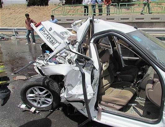 کاهش ۲۹ درصدی کشته شدگان تصادفات رانندگی در مازندران