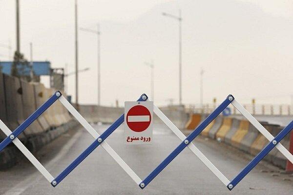 محدودیتهای ترددی کرونایی در کرمانشاه ادامه دارد