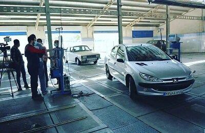 اعلام نرخ تعرفه معاینه فنی خودروها طی سال جاری در تبریز
