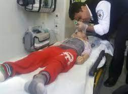 افزایش آمار تصادفات کودکان در قزوین طی ۲ سال گذشته