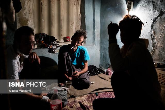 ۱۲۰ هزار خانوار کرمانشاهی درگیر معضل اعتیاد هستند