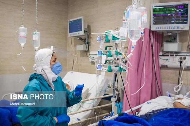 آخرین آمار کرونا ویروس کرونا در قزوین
