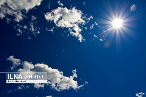 هوای قزوین از امروز تا پایان هفته گرمتر میشود