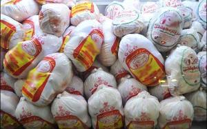 توزیع مرغ منجمد با قیمت مصوب در مناطق مختلف خوزستان