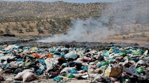 صدور ۸۶ اخطاریه دفن نامناسب زباله در چهارمحال و بختیاری