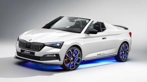 اولین تیزر از خودروی جدید اشکودا اسلاویا