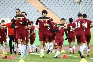 پوستر AFC برای دیدار ایران - کره جنوبی