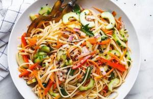 سالاد سبزیجات ورمیشل