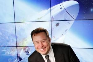 ماسک میخواهد روی مریخ خودرو بسازد
