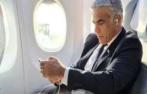 وزیر خارجه رژیم صهیونیستی راهی واشنگتن شد