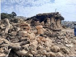 برآورد خسارات دامداران زلزلهزده اندیکا