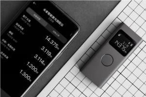 شیائومی فاصلهیاب لیزری هوشمند Mijia را رونمایی کرد