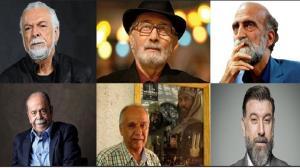 عکسهای دو نفره بازیگران ایرانی که فوت شدهاند
