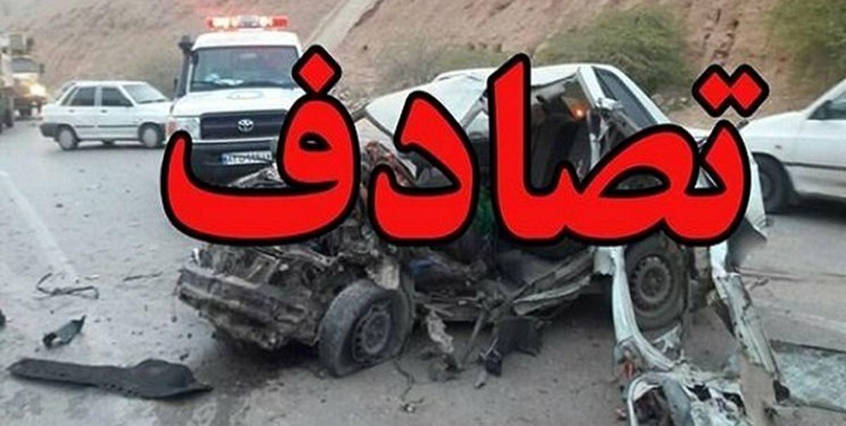 جان باختن ۳۰۰ نفر بر اثر سوانح جادهای در شمال استان کرمان