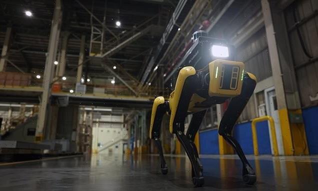 رباتهای همهکاره بوستون داینامیکس ، صنعت را متحول میکنند!