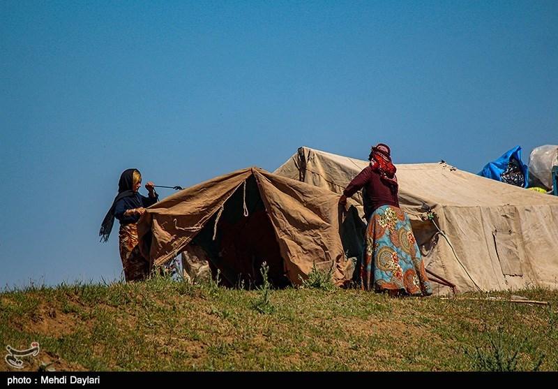 ۷۰ درصد عشایر از استان اصفهان کوچ کردند