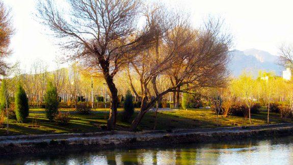 بازگشایی ناژوان بزرگترین مرکز گردشگری طبیعی اصفهان